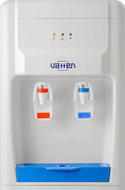 <b>Кулер</b> для воды <b>Vatten V24WK super</b> hot, компрессорный, белый ...