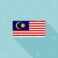 Malaysia Flag Design Vector Malaysia Flag Flat Design Vector With Official Proportion