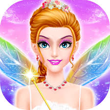 amazon fairy princess makeup salon dressup game for app for android