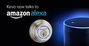 we ve added a new kevo skill for alexa now you can lock unlock and check the status of your kevo locks using only your