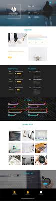 Resume Website Template C Resume a Personal Category Bootstrap Responsive Web Template 90
