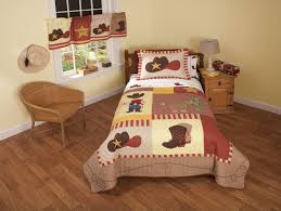 cowboy theme kids bedroom sets for boys