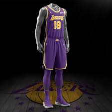 The lakers' city jersey has leaked onto the internet a couple of times now, which means you might have seen it already. Los Angeles Lakers Uniforms For The 2020 21 Nba Season