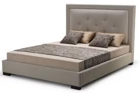 modern upholstered beds. Interesting Modern Modern Upholstered Bed  Furniture Store Chicago Inside Beds T