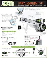 Tjm Design Corp Tajima Cool Fan Culture Head Motor Unit Fhp Ab18mugw Fhpab18mugw Tjm Design