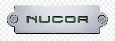 nucor logo steel brand pany advocate logo hd images