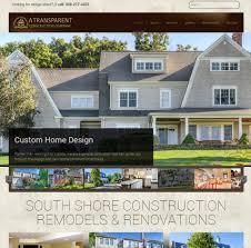 Fresh Modern Home Builder Website Design Decoration - Home design website