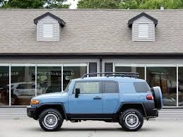 2014 Toyota FJ Cruiser – 157 miles from new | Copley Motorcars