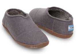 Mens Bedroom Shoes Pretentious Mens Wool Slippers With Toms Charcoal Wool Mens