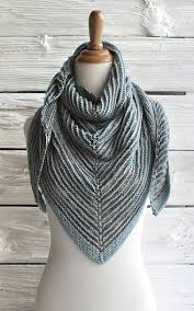 Knit Shawl Pattern Interesting Easy Shawl Knitting Patterns In The Loop Knitting Shawl Patterns