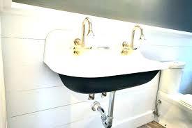 kohler double sink bathroom vanity farm sink double farmhouse sink large size of bathrooms bathroom vanity