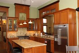 kitchen remodel with custom countertops