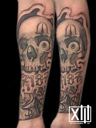 портфолио студии студия Tattoo Xiii