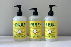 meyers clean day countertop spray clean mrs meyers clean day honeyle countertop spray