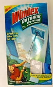 windex outdoor all in one outdoor all in one glass cleaning tool new windex outdoor all