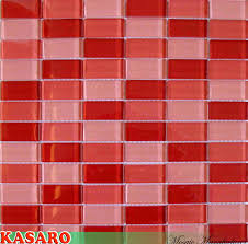 Kitchen Backsplash Red Red Tiles For Kitchen Backsplash Mishistoriasdeterror