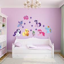 my little pony wall stickers gallery of art my little pony wall