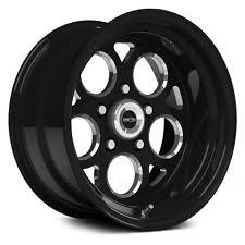 15x4 vision sport mag black magnum pro drag racing wheel 5x4 5 1pc