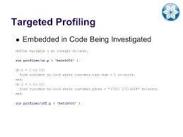 Customer Profile Classy Profiling Suspicious Code Ppt Download
