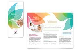 Non Profit | Tri Fold Brochure Templates