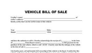 Motor Vehicle Bill Of Sale Form Pdf 53 Creative Motor Vehicle Bill Of Sale Template Pdf Wvcl Org