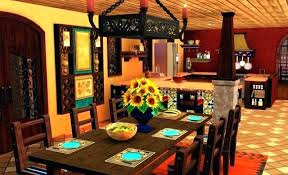 awesome mexican living room decor inspired living