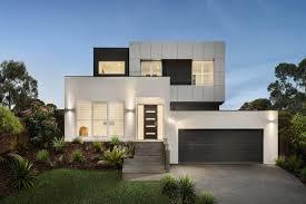 Benson Building Designs Custom Facade Facade House Duplex Design Double Storey