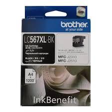 Купить <b>Картридж</b> для струйного принтера <b>Brother LC567XLBK</b> в ...
