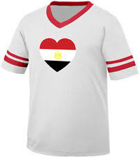 I <b>Love Heart</b> Egypt V-Neck T-Shirt foreignlang.spbu.ru