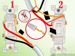how to wire a 3 way switch pictures wikihow image titled wire a 3 way switch step 17