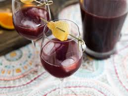 ginger cardamom red wine sangria recipe