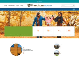 Franciscan Health My Chart Mychart Franciscan Alliance At Top Accessify Com