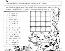 solving 2 step equations worksheet math fun algebra 2 activities inspirational multi step equations worksheet variables