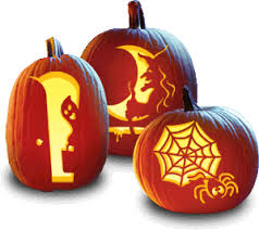 Free Pumpkin Carving Patterns Delectable FREE Halloween Pumpkin Carving Stencils The PennyWiseMama