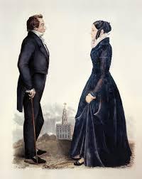 Joseph & Emma Smith Together - Latter Day Saint Art