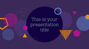 Temas Powerpoint Free Modern And Bold Powerpoint Template Or Google Slides Theme