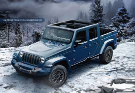 2018 jeep unlimited truck.  jeep 2018wranglerpickupjlwranglerforums2jpg for 2018 jeep unlimited truck