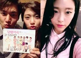 seolhyun aoa ugly selfies idol stars
