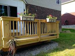 over the railing planter boxes adjustable self watering planters deck brackets garden flower l88