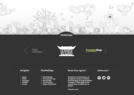 Nice Footer Design Nice Footer Submission From Ultradigital A Design Agency