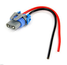 is an additional wiring harness required for use the halogen putco wiring harness for 9006 9006xs halogen bulbs