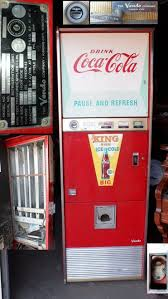 Vendo Vending Machine Best Coca Cola Vending Machine By Vendo Model VT48 Old Town