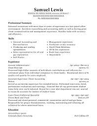 Best Collateral Specialist Resumes Resumehelp