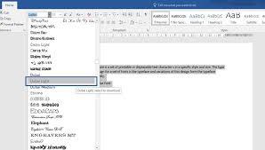 Dubai Font In Microsoft Office 365 Smart Office
