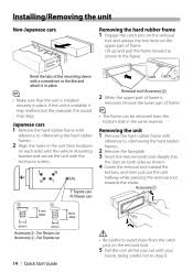 kenwood kdc bt852hd quick start guide page 12 type your new search above
