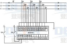 ctb 9 secondary overvoltage protection current transformer secondary overvoltage protector installation diagram