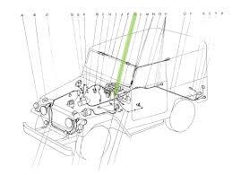 fj40, fj45, bj firewall grommet wire harness oem ez wiring harness fj40 at Fj40 Wiring Harness