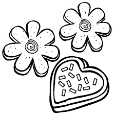 Small Picture Charming Ideas Cookie Coloring Pages Printable Sweet Cookie