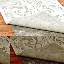 rug pad hardwood floors carpet padding carpet