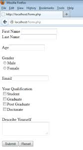 Types Of Bio Data Php Tutorial 5 Creating Forms With Php Durofy